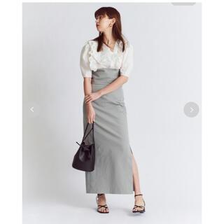 snidel - snidel ロングスカート