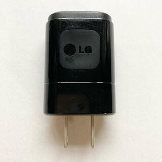 エルジーエレクトロニクス(LG Electronics)のLG Nexus用 MCS-01JR USB ACアダプター   充電器(バッテリー/充電器)