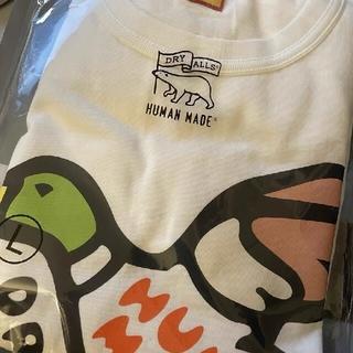 アベイシングエイプ(A BATHING APE)の Tシャツ humanmade(Tシャツ/カットソー(半袖/袖なし))
