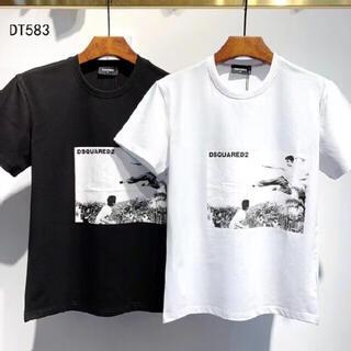 ディースクエアード(DSQUARED2)のDSQUARED2 DT 583 2着9100円半袖Tシャツ (Tシャツ/カットソー(半袖/袖なし))