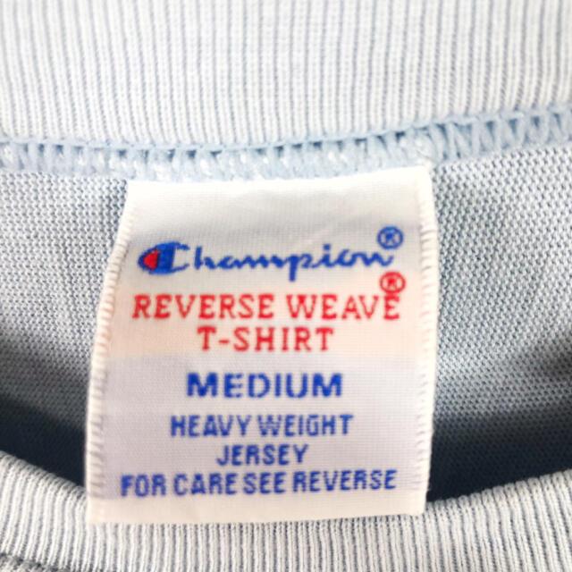 Champion(チャンピオン)の【90.s チャンピオンリバースウィーブ】フロントビックロゴ刺繍 Tシャツ メンズのトップス(Tシャツ/カットソー(半袖/袖なし))の商品写真