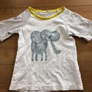 ミナペルホネン(mina perhonen)のミナペルホネン シャツ 110(Tシャツ/カットソー)