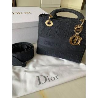 Christian Dior - 【極美品】レディ ディオール ハンドバック
