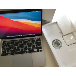 マック(Mac (Apple))のMacBookPro 2020 16GB/512GB(ノートPC)