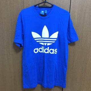 adidas - adidas originals ロゴ Tシャツ 訳あり
