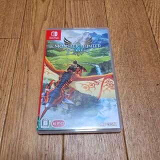 Nintendo Switch - Switch モンスターハンターストーリーズ2 特典未使用