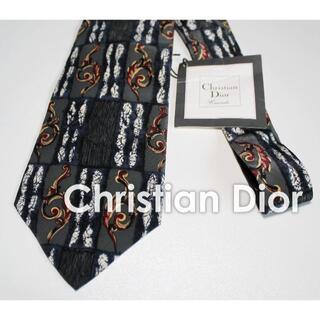 クリスチャンディオール(Christian Dior)の【新品】Christian Dior クリスチャンディオール ネクタイ(ネクタイ)