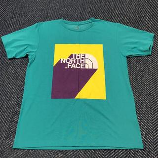 ザノースフェイス(THE NORTH FACE)の新品未使用 ノースフェイス ロゴ Tシャツ(Tシャツ/カットソー(半袖/袖なし))