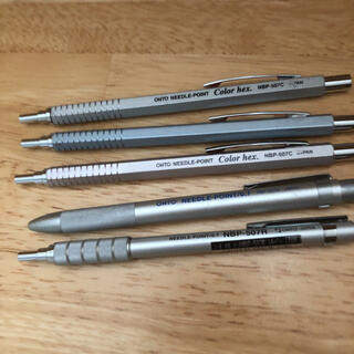 PILOT - 廃盤品 OHTO ボールペン 製図用? 0.7 ニードルポイント