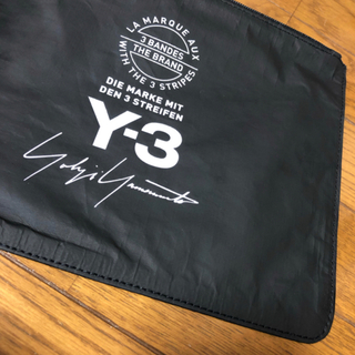 Y-3 - 【新品未使用】Y-3 ミニクラッチ ポーチ 非売品