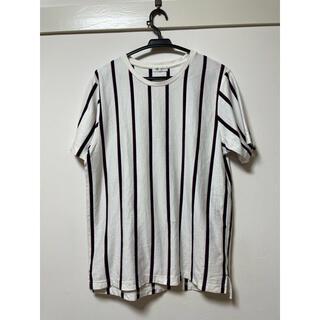 tk.タケオキクチ Tシャツ ストライプ