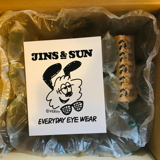 JINS - JINS&SUN×VERDY 限定アイウエアスタンドセット