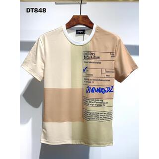 ディースクエアード(DSQUARED2)のDSQUARED2 DT 848  2着9100円半袖Tシャツ (Tシャツ/カットソー(半袖/袖なし))