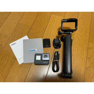 ゴープロ(GoPro)のGoPro HERO6 BLACK ゴープロ アクションカメラ(コンパクトデジタルカメラ)