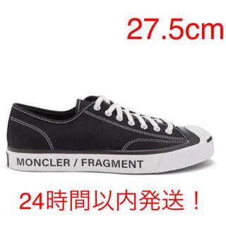 MONCLER - CONVERSE × MONCLER × FRGMT JACK PURCELL