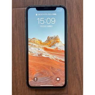 iPhone - iPhone11 グリーン 64GB