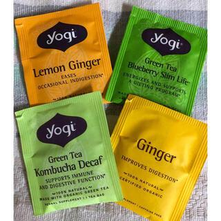 yogi デトックスティーセット(茶)
