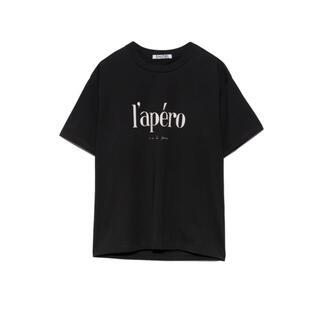 snidel - snidel ロゴTシャツ