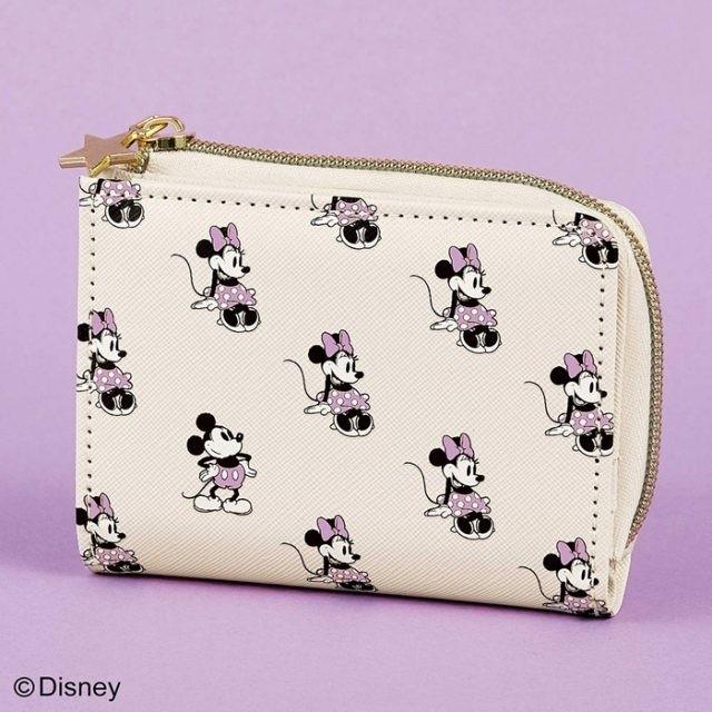 Disney(ディズニー)のsweet 付録 ミニー財布 総柄ミニウォレット レディースのファッション小物(財布)の商品写真