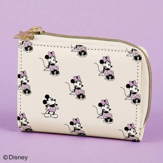 Disney - sweet 付録 ミニー財布 総柄ミニウォレット