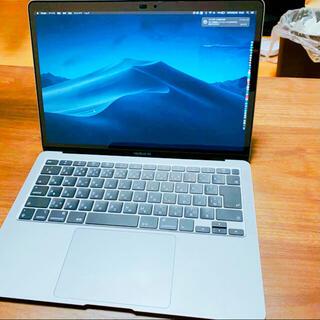 マック(Mac (Apple))のApple MacBook Air 2020 13インチ スペースグレイ (ノートPC)