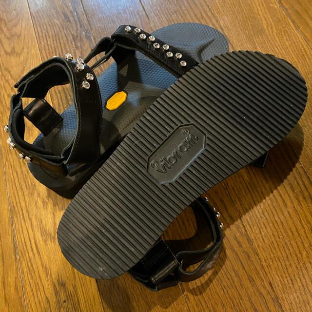 Drawer(ドゥロワー)のDrawer別注〈SUICOKE(スイコック)〉BIJOU サンダル レディースの靴/シューズ(サンダル)の商品写真