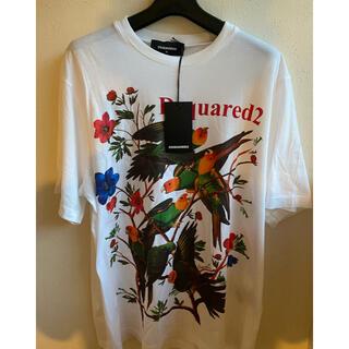 ディースクエアード(DSQUARED2)のDsquared2 ディースクエアード Tシャツ(Tシャツ/カットソー(半袖/袖なし))