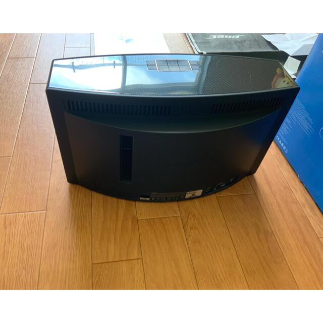 BOSE(ボーズ)のBOSE ボーズ SoundTouch 30 Series III レシート有り スマホ/家電/カメラのオーディオ機器(スピーカー)の商品写真