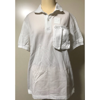ラフシモンズ(RAF SIMONS)の新品同様 正規品 ラフシモンズ フレッドペリー ポルトガル製 ポロシャツ メンズ(ポロシャツ)