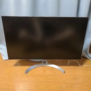エルジーエレクトロニクス(LG Electronics)の【ジャンク品】LG モニター ディスプレイ 27インチ/フルHD/IPS(ディスプレイ)
