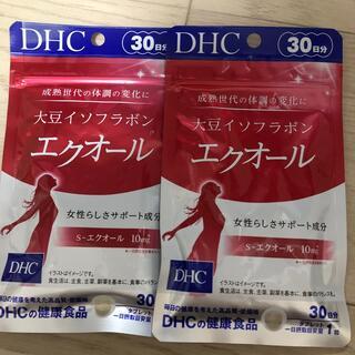 DHC - DHC 大豆イソフラボン エクオール   30日分 2袋