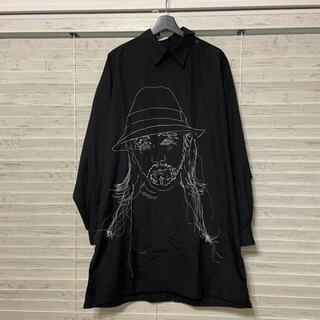 ヨウジヤマモト(Yohji Yamamoto)の限定 自画像 Yohjiyamamoto POUR HOMME   シャツ(シャツ)