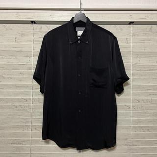 ヨウジヤマモト(Yohji Yamamoto)のYohjiyamamoto POUR HOMME   半袖シャツ レーヨン(シャツ)