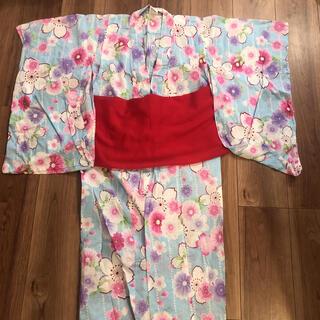 浴衣♡130cm(甚平/浴衣)