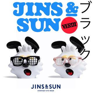 JINS - JINS & SUN × VERDY 限定アイウエアスタンドセット ブラック
