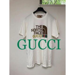 Gucci - GUCCI×THE NORTH FACE オーバーサイズTシャツ