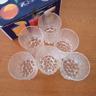 トウヨウササキガラス(東洋佐々木ガラス)の昭和レトログラス・タンブラー(タンブラー)