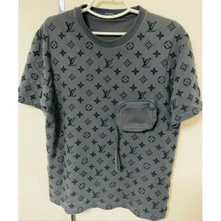 ルイヴィトン(LOUIS VUITTON)のルイヴィトン 20SS フックアンドループ フルモノグラム L(Tシャツ/カットソー(半袖/袖なし))
