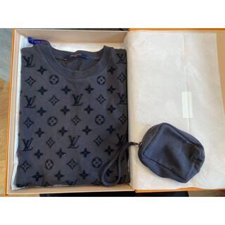 ルイヴィトン(LOUIS VUITTON)のルイヴィトン フックアンドループモノグラムショートスリーブTシャツ(Tシャツ/カットソー(半袖/袖なし))