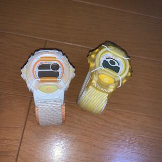 ベビージー(Baby-G)のBaby-G  ジャンク品 2個セット(腕時計)