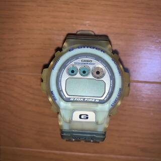 ジーショック(G-SHOCK)のG-SHOCK  W.C.C.S  ジャンク品(腕時計(デジタル))