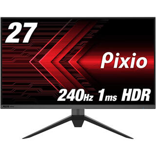 Pixio PX279RP ゲーミングモニター 27インチ 240hz