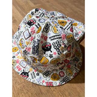 バンダイ(BANDAI)のアンパンマン 日よけ付き帽子(帽子)