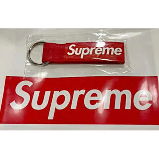 Supreme - Supreme シュプリーム  20F/W Webbing Keychain