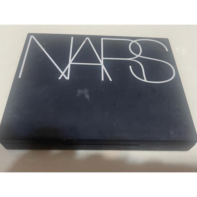 NARS(ナーズ)のNARS ヴォワヤジュール アイシャドーパレット 1191 コスメ/美容のベースメイク/化粧品(アイシャドウ)の商品写真