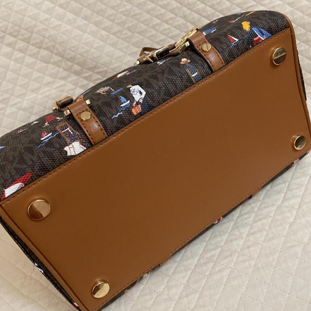 Michael Kors(マイケルコース)の新品 マイケルコース 3ウェイ セイラーガールズ ショルダー クロスボディバッグ レディースのバッグ(ハンドバッグ)の商品写真
