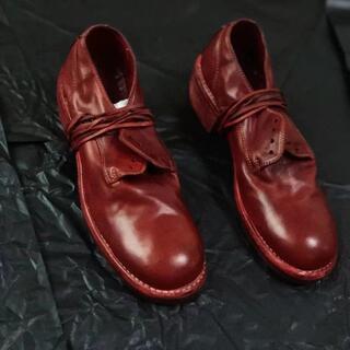 グイディ(GUIDI)のGUIDI ダービーシューズ  短靴 44 / 27  992 calf ful(ブーツ)