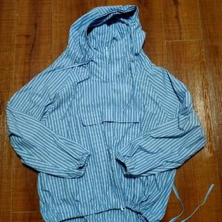 UNUSED - Unused  ストライププルオーバーシャツ