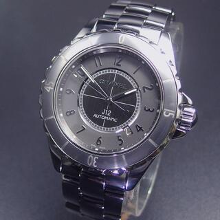 シャネル(CHANEL)の国内正規品 シャネル j12 クロマティック 41㎜ H2934 保証書、説明書(腕時計(アナログ))