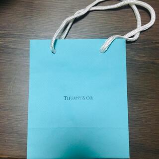 ティファニー(Tiffany & Co.)のティファニー ショップバック(ショップ袋)